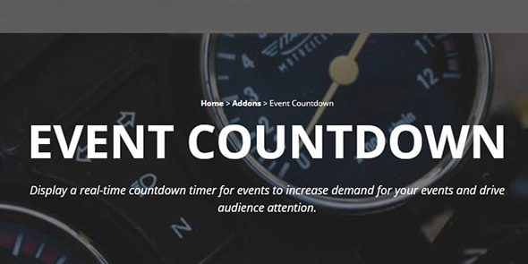 EventON: Event Countdown