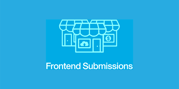 Easy Digital Downloads: Frontend Submissions