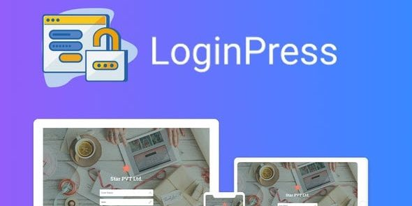 LoginPress: Social Login