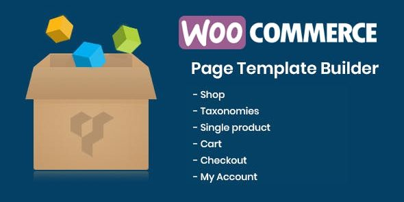 WooCommerce Single Product Page Builder