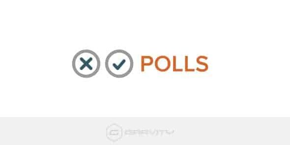 Gravity Forms: Polls Add-On