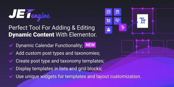 JetEngine - Adding & Editing Dynamic Content with Elementor