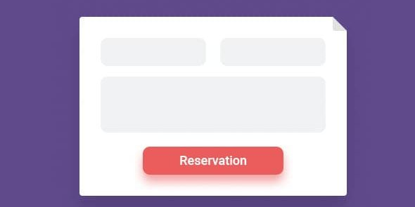 Awebooking: Simple Reservation
