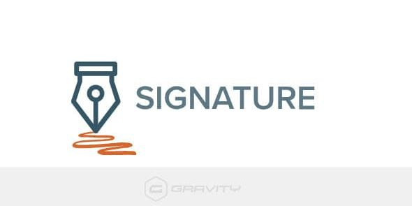 Gravity Forms: Signature Add-On