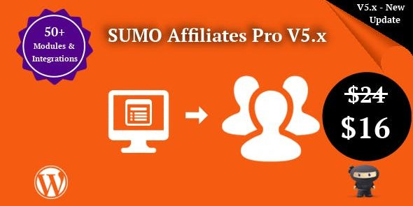 SUMO Affiliates Pro - WordPress Affiliate Plugin