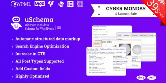 uSchema - Ultimate Rich Data Schema for WordPress