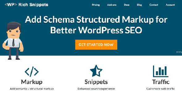 WP Rich Snippets Add Schema Structured Markup for Better WordPress SEO