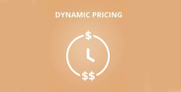 EventOn Dynamic Pricing