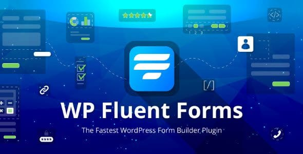 WP Fluent Forms Pro Add-On The Fastest & Most Powerful WordPress Form Plugin