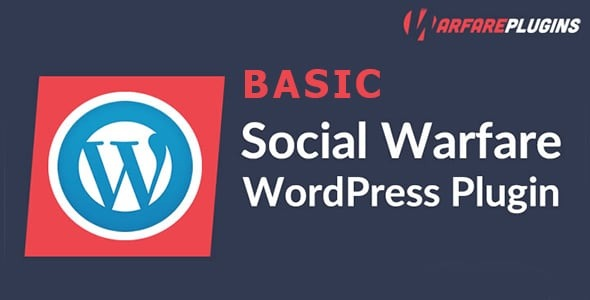 Social Warfare Basic - Activated Free Version
