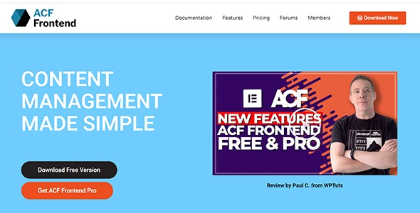 ACF Frontend Pro