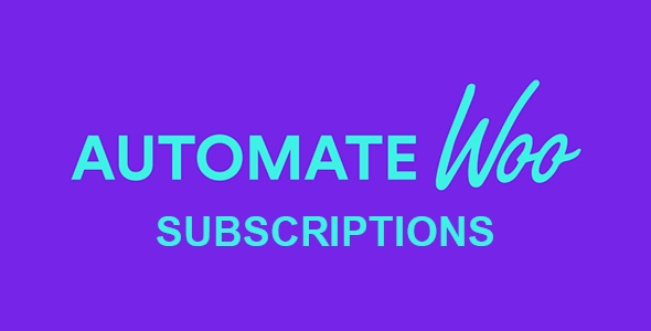 AutomateWoo Subscriptions