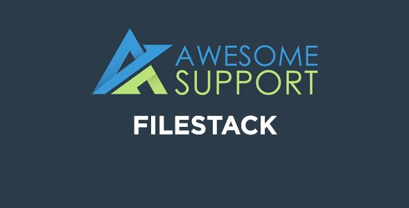 Awesome Support Filestack