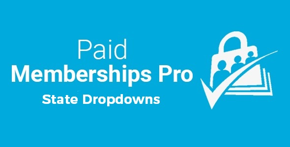 Paid Memberships Pro State Dropdowns
