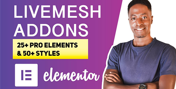 Livemesh Addons for Elementor - Premium