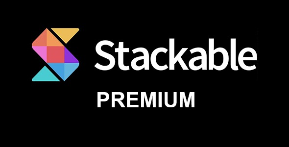 Stackable Premium - WordPress Block Editor