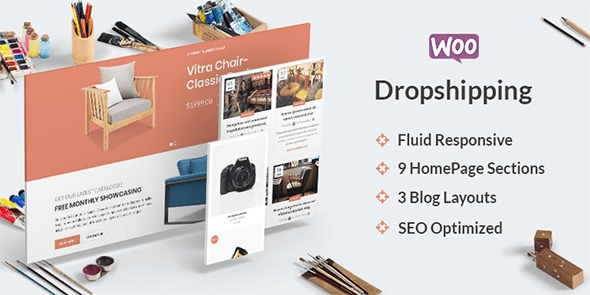 Dropshipping - A WooCommerce WordPress Theme for Sellers MyThemeShop