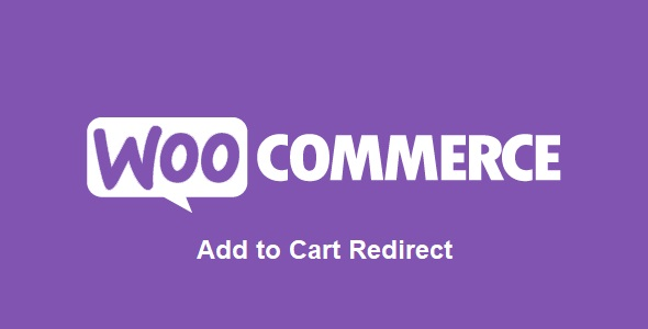 Woocommerce Add to Cart Redirect
