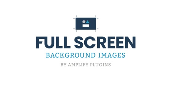 Full Screen Background Images Pro - by Amplify Plugins