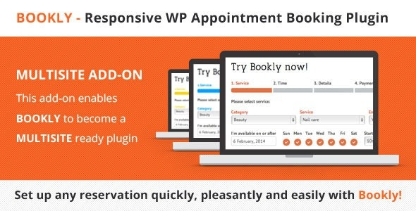 Bookly Multisite (Add-on)