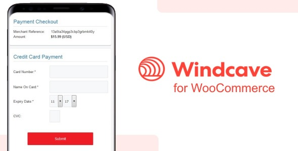 Windcave for WooCommerce