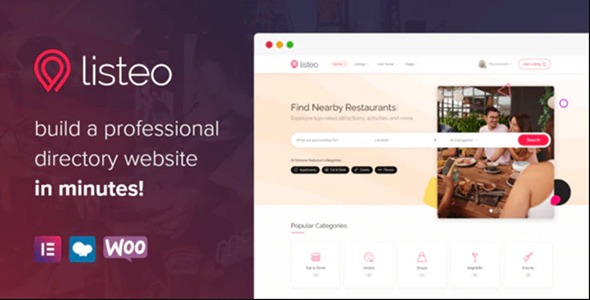 Listeo - Directory & Listings With Booking