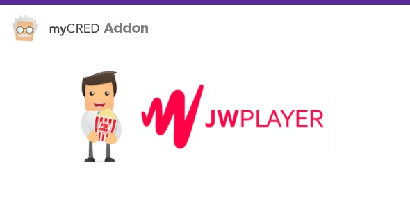 myCred Video Add-on For JW Player