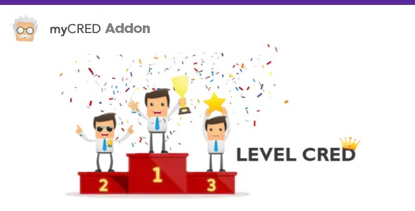 myCred Level Cred