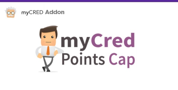 myCred Points Cap