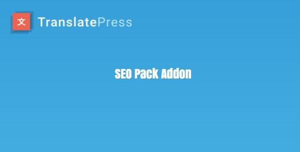 TranslatePress SEO Pack Addon