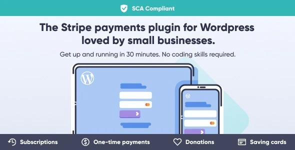 WP Full Stripe Subscription and payment - Plugin for WordPress