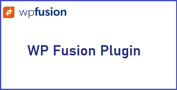 WP Fusion - Connect WordPress To Anything
